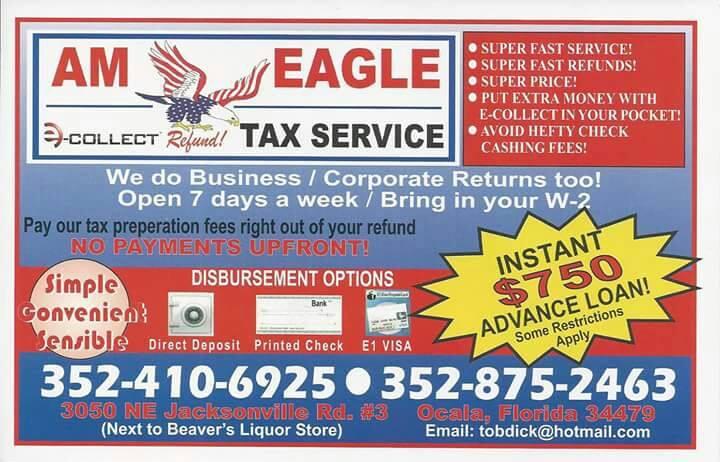 Dilipkumar Patel AM EAGLE TAX SERVICE