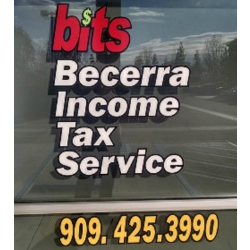 Robert Becerra BECERRA INCOME TAX SERVICE