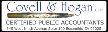 Leon C. Covell, CPA Covell & Hogan LLP