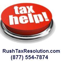 Rush Tax Resolution RUSH TAX RESOLUTION