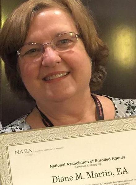 Diane Martin RANCHO TAX SERVICES INC.