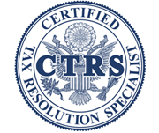 Certified Tax Resolution Specialist