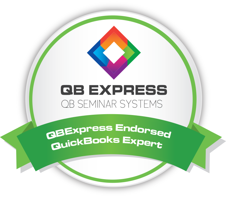QuickBooks Express Pro Advisor Tom Gargiulo