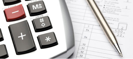 tax payroll and personal finance calculators